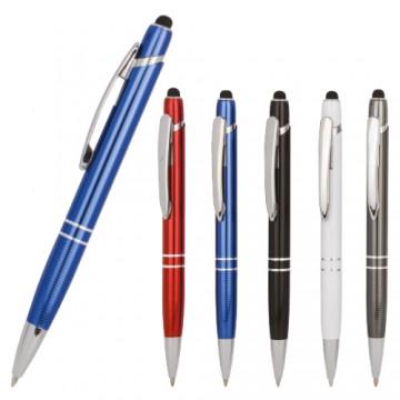 Metal Tükenmez Dokunmatik Kalem