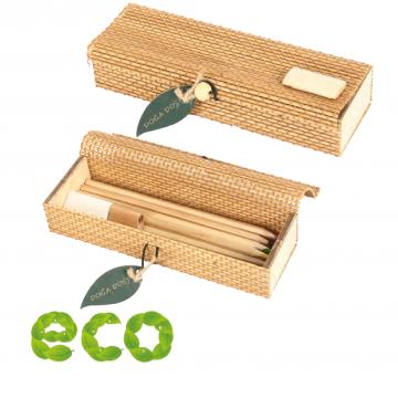 Bambu Kutulu Boyama Seti