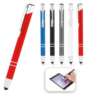 Metal Touch-pen Tükenmez Kalem