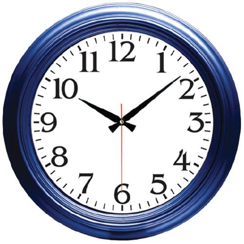 Plastik Çerçeve Duvar Saati