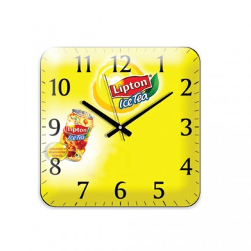 Çerçevesiz Duvar Saati