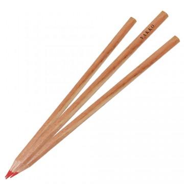 Yuvarlak Kırmızı Yazan Kalem