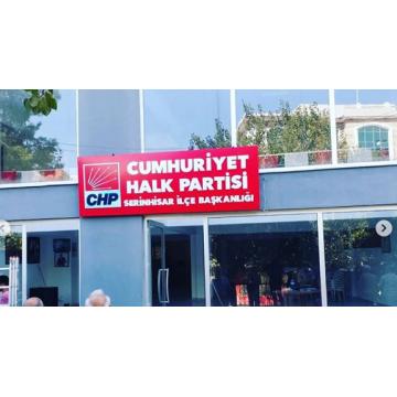 CHP Serinhisar İlçe Başkanlığı