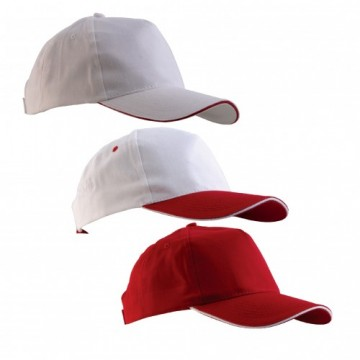 1. Kalite Sandwich Siperli Şapka