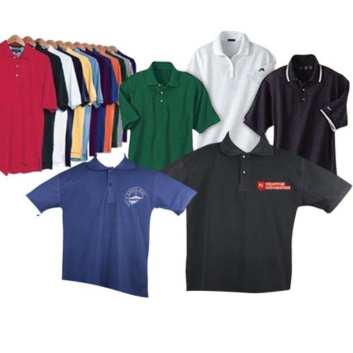Renkli Lakost Polo Yaka T-shirt