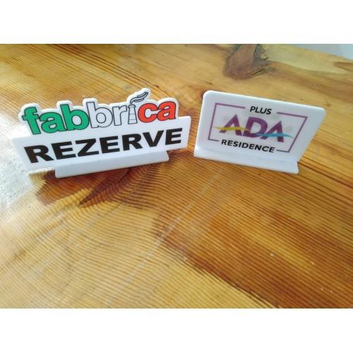 Fabbrica ve Ada Residans UV Baskı