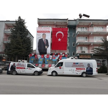 CHP Araç Kaplama